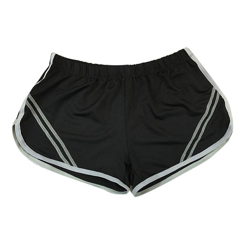 Summer Sports Women Shorts Leisure Elastic Waist Women Shorts Female  Yoga Shorts1