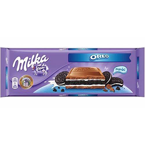Milka Oreo Chocolate 300g Large Bar