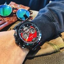 NAVIFORCE Creative Men's Watch Fashion Sports Watches Waterp