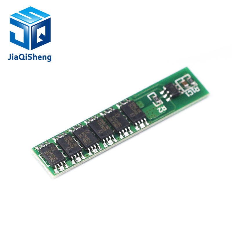 1S 15A Li-ion BMS PCM Battery Protection Board Pcm For 18650 Lithium Ion Li Battery