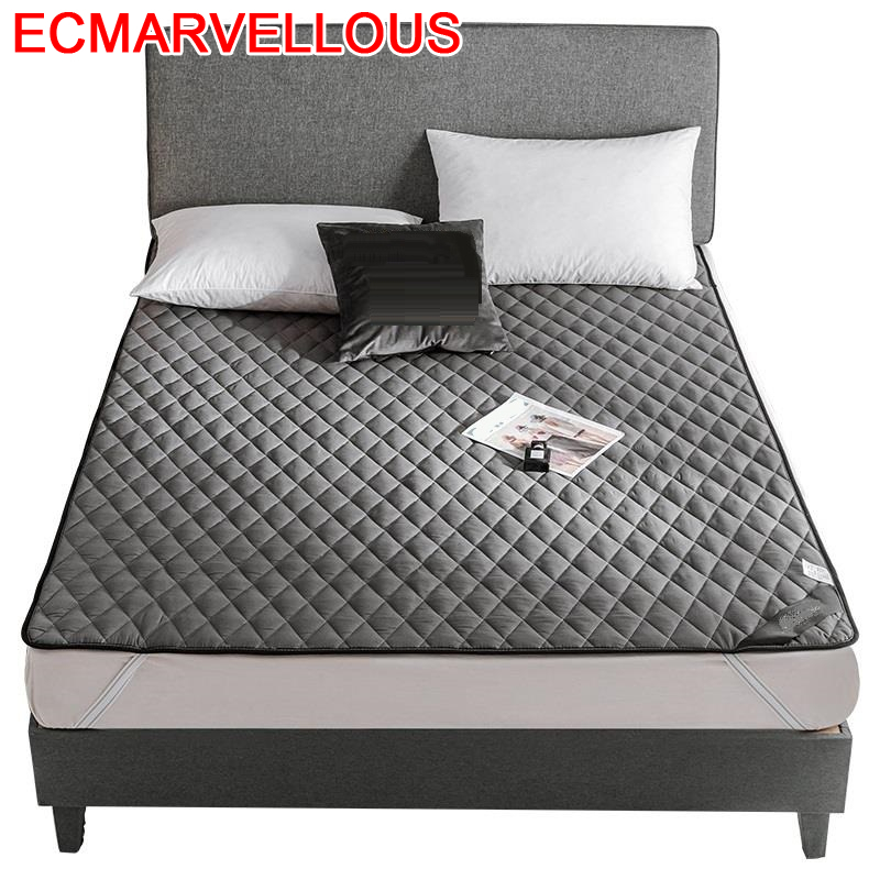 Bedding Materassi.Plegable Coprimaterasso Foldable Lipat Materasso Materassi Bed