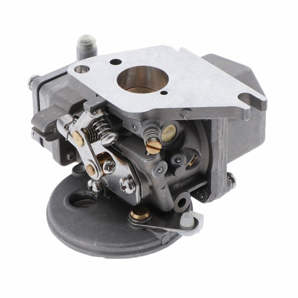 6E0-14301-05 Carburatore Carb per Yamaha 4HP 5HP 2 tempi Fuoribordo Barca A Motore