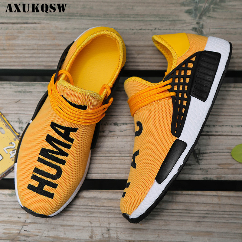 Man Running Shoes 2020 Summer Fashion And Breathable Lace Up Air Mesh Men Sneakers Shoes Zapatillas Hombre Casual Hombre