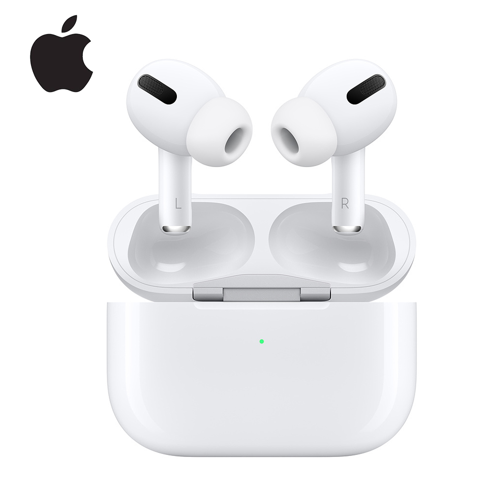 Apple Airpods Pro Wireless Bluetooth Earphone Active Noise Cancellation Original AirPods 3 With Charging Case Quick Charging