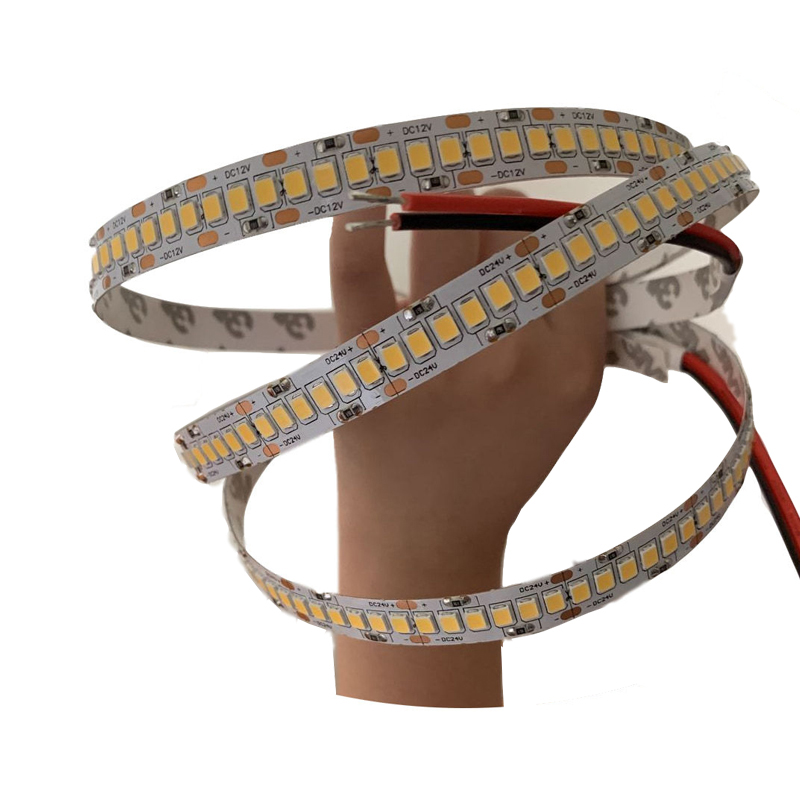 High Brightness 1m 240LED/m 2835 LED Strip Light 18-20w/m 2600-6500K Available