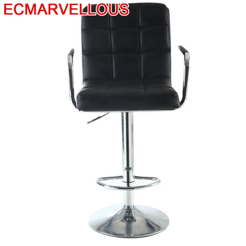 Barkrukken Bancos Moderno Stoelen Sandalyeler Cadir Sgabello Sedia Taburete Tabouret De Moderne Stool Modern Silla Bar Chair
