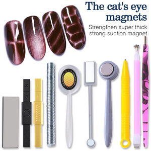 1 Pc Magnetic Stick for Cat Eye UV Gel Polish Multi-function Nail Magnet Stick Manicuring Nail Art Tools 1