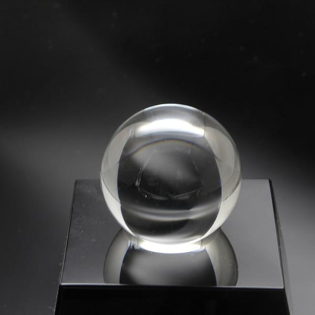 Multicolor Quartz Glass Ball Globe Home Decoration Feng Shui Crafts Photography Balls Magic Desktop Home Decor Ornaments 4