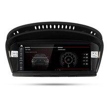 EBILAEN Android 10,0 coche DVD Radio Auto reproductor para BMW serie 5 E60 E61 E62 E63 Serie 3 E90 E91 CCC/CIC de navegación Multimedia