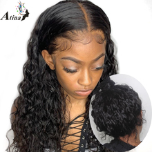 13x6 Lace Front Human Hair Wigs Loose Deep Wave Glueless Full Lace Wig 360 Lace Frontal Wig Pre Plucked with Baby Hair 150% Remy