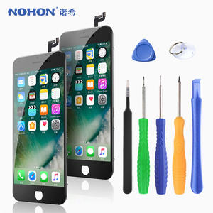 NOHON LCD Display For iPhone 6 6S 7 8 Plus X 6SPlus 7Plus 8Plus Screen 3D Touch Digitizer Assembly Replacement Phone LCDs AAA++