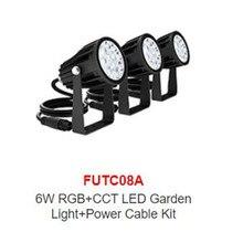 Miboxer FUTC08A DC24V 6W RGB+CCT LED jardin Garden Light out