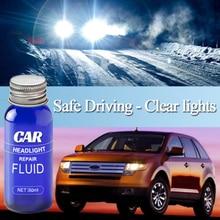Car Headlight Repair fluid scratch remove Refurbishment Coating Oxidation repair Polishing Car Light Agent Car Accessories