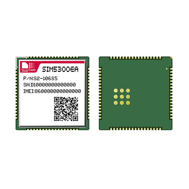 SIMCOM SIM5300EA Dual-WCDMA/HSPA Module Frequency HSPA/WCDMA Dual-band GSM/GPRS/EDGE Module In SMT Type
