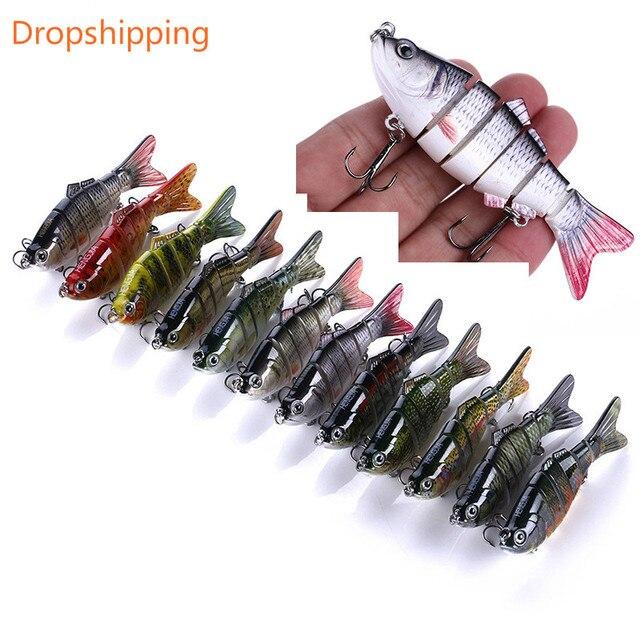 Nowy 1 sztuk ruchoma przynęta wędkarska 10 CM/15G Minnow plastikowe sztuczne wędkowanie Wobbler narzędzia Jerk ryby Esca Tackle przynęta na ryby narzędzia