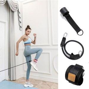 CAMPSLE Yoga Ballet Leg Stretcher Door Flexibility & Stretching Leg Strap - Great For Yoga Ballet Dropshipping New Yoga Ballet