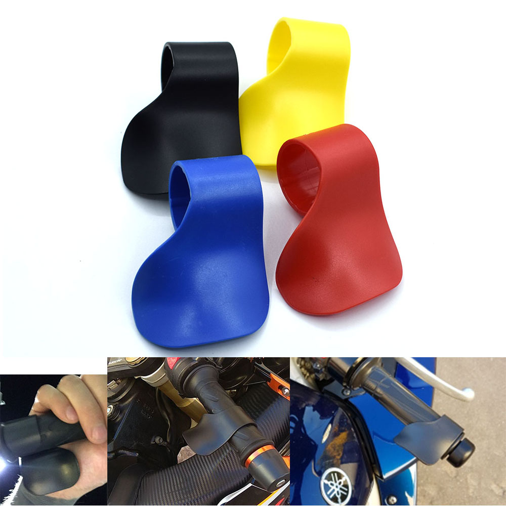 Universal Motorcycle Throttle Clamp Refueling Aid Throttle Booster for <font><b>Suzuki</b></font> GSX-R 600 750 <font><b>K6</b></font> GSXR 1000 <font><b>GSXR1000</b></font> K5 DL650 V-ST image