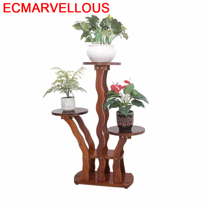 Pot Escalera Garden Shelves For Terraza Estanteria Estante Para Plantas Dekoration Outdoor Balcony Flower Shelf Plant Stand