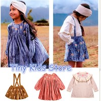 LM girls dresses toddler dress unicorn party costume princess dress christmas clothes cloth christmas dress lifewand