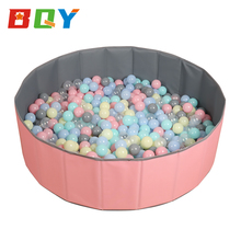 BQY Ball Pit for Kids Baby Play Yard Pool Playpen Fence Folding Portable Education and Therapy Toddlers