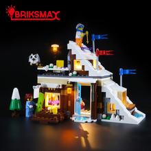 Briksmax светодиодный светильник комплект для 31080 creator