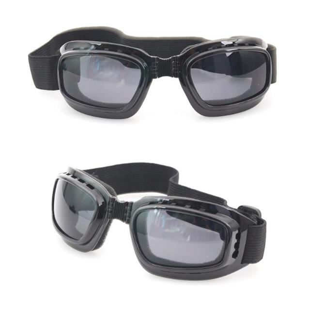 Profissional anti nevoeiro poeira polarizada óculos de ciclismo esportes ao ar livre óculos casuais óculos de proteção da motocicleta acessórios 4