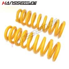 As molas de bobina de hanssentune para as molas de bobina do conforto do desempenho do recolhimento fazem confortável e levantam 5mm para isuzu D MAX/colorafdo