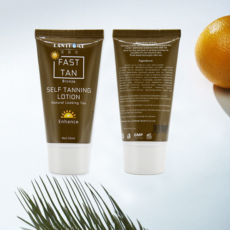 Self Tan Mitt for Bronzer Face Body Solarium Cream for Day Tanning Sun Block Bronzer Body Foundation Tanner Lotion Dropshipping 3