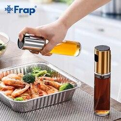 Frap churrasco cozimento azeite spray garrafa de óleo vinagre spray garrafas de água bomba de molho barcos grill churrasco pulverizador cozinha ferramentas salada