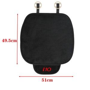 Image 2 - 1 Pc Car Plush Warm Seat Cushion Cover Seat Pad Mat for Hyundai i10