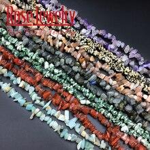 Natural Stone Beads: Tourmaline Crystal Garnet Jaspers Chip Irregular Beads For Jewelry Making DIY Necklace Bracelet 5-8mm 16 4mm natural garnet round beads bracelet fashion garnet jewelry bracelet