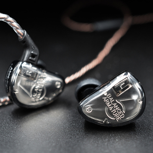 Image 4 - KZ AS06 3BA Stick In Ohr Kopfhörer 3 Ausgewogene Anker Abnehmbare Lösen 2PIN Kabel HIFI Monitor Sport Kopfhörer Benutzerdefinierte Kopfhörer