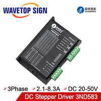 Leadshine 3ND583 3DM580 3DM683 3Phase Stepper Motor Driver Match with 57 86 Series Motor