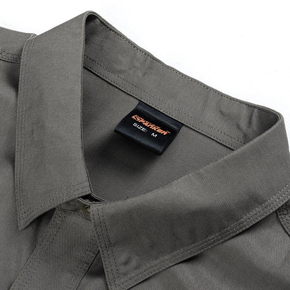 Outdoor Men's Short Sleeve Quick Dry Loose Tencel Shirt Po-lo Multicolor Sport Tactical T-Shirt