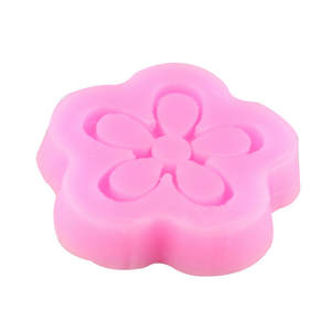Mold Rose-Flower-Mold Cake Chocolate Candy Silicone Resin 3D Fondant Decorating-Tools