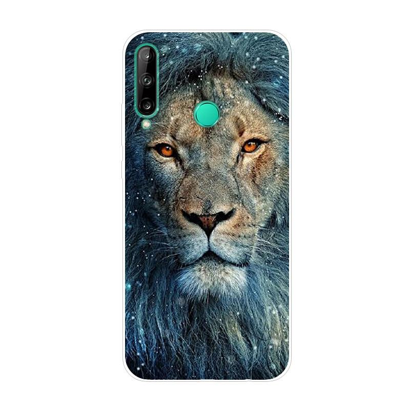 Cool Case For Huawei P40 Lite E Case Soft Silicone Back Cover For Huawei Y7P Case Coque For Huawei Honor 9C Case Honor9c Funda