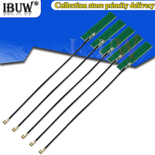 5 sztuk WIFI 2.4G 3dbi antena PCB IPX IPEX WLAN Laptop Bluetooth Zigbee moduł bezprzewodowy SIM900 SIM800L SIM908 SIM800C