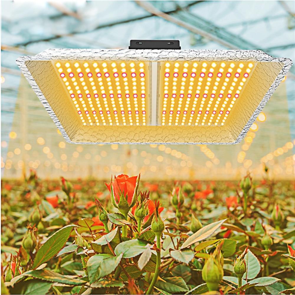 TS 1000W Samsung LM301B Quantum Technology LED Grow Light Full Spectrum 3000k For Indoor Hydroponics Veg Flower Growth Lights