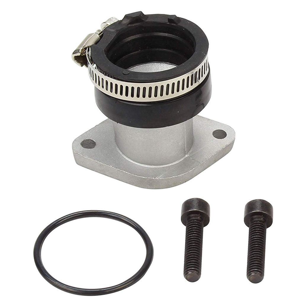 Intake Manifold Carburetor Boot Replacement For Yamaha Bear Tracker 250 YFM250 YFM 1999-2004 ZZP-JAP14741