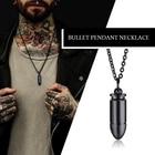 Black Bullet Pendant...