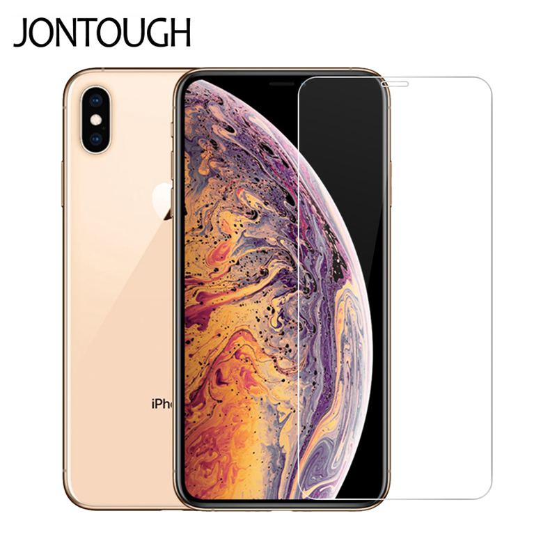 Tempered <font><b>glass</b></font> on <font><b>iPhone</b></font> X XS XR <font><b>glass</b></font> to <font><b>iPhone</b></font> 11 pro MAX <font><b>screen</b></font> <font><b>protector</b></font> for <font><b>iPhone</b></font> 7 8 6s 6 PLUS SE 5 <font><b>5S</b></font> protective film image