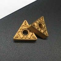 10PCS TNMG160408 HQ FT4025 Per parti In Acciaio Inserti In Metallo Duro per Tornitura Esterna Strumento Inserto In Metallo Duro Utensile di Tornitura Tornio Taglierina