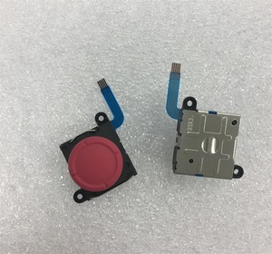 Image 5 - 100pcs original new for nintend switch NS swith lite analog joystick button replacement black ,white,blue,red