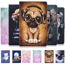 Case for Samsung Galaxy Tab A 10 1 SM-T510 SM-T515 Cute Cat Dog Magnetic Tablet Cover Funda for Samsung Galaxy Tab A 10 1 2019 cheap bigmzpai Protective Shell Skin 10 1 for Samsung Galaxy Tab A 2019 10 1 T510 T515 cartoon 15 4cm Fashion For Samsung Galaxy Tab A 10 1 Case 2019