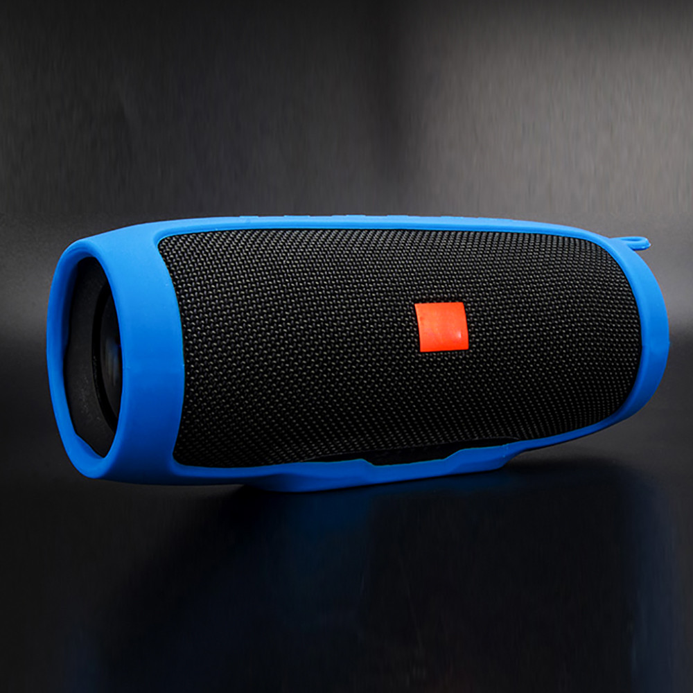 New Bluetooth Speaker Case For  JBL Charge3 Bluetooth Speaker Portable Mountaineering Silicone Case
