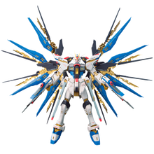 BANDAI RG 1/144 Collection STRIKE FREEDOM GUNDAM Gundam Astray JUSTICE GUNDAM Collection Action Toy Figures Christmas Gift