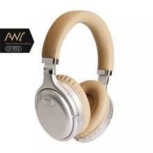 Anc bluetooth fone de ouvido com cancelamento de ruído ativo sem fio 3d estéreo fone de ouvido mic graves profundos alta fidelidade som gaming