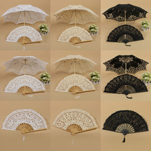 Bride-Umbrella Parasol Wedding-Decor Chinese And Retro Fan Craft Ancient Handmade