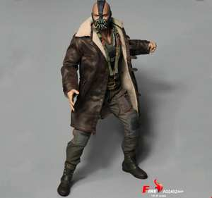 For Collection FIRE A024 1/6 Batman Dark Knight Rise Villain Bane figure Collectible