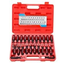 23 шт., набор универсальных инструментов для снятия клемм, набор инструментов для удаления проводов, посылка, набор ручных инструментов с пластиковым ящиком для хранения инструментов